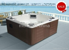 Offer MONALISA Acrylic outdoor jacuzzi Hot Tub M-3314A