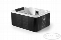 MONALISA out door spa hot tub outdoor spa spa facility M-3364 for sale