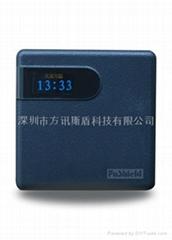 帶時間顯示FnShield門禁讀卡器FS-R7308M_S