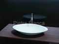 Acrylic Sink Manufacturers Mail: Stream Acrylic Bathroom Sink PB2057