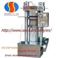 Hydraulic Sesame Oil Mill Machine
