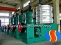 Large Capacity Continous Screw Oil Press