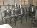 Small Size Edible Oil Refinery Plant(10t