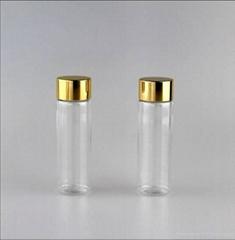 50ml Clear PET plastic vials