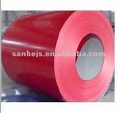 PPGI / pre-painted steel coil