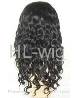 CHINESS VIRGIN  HAIR LACE WIG