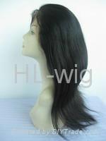 MONGOLIAN VIRGIN HAIR LACE WIG 2