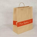 art paper gift package bags