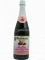 苹果野生草莓汁
