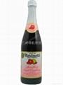 苹果蔓越莓汁
