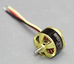 brushless motor BR2808-1100/2600KV