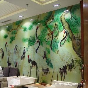 深圳玻璃印花机 2