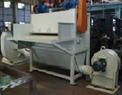 Shredder for Techgene Machinery Co., Ltd.