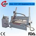 Large 3D Woodworking Cnc Engraving Machine JCUT-1836H