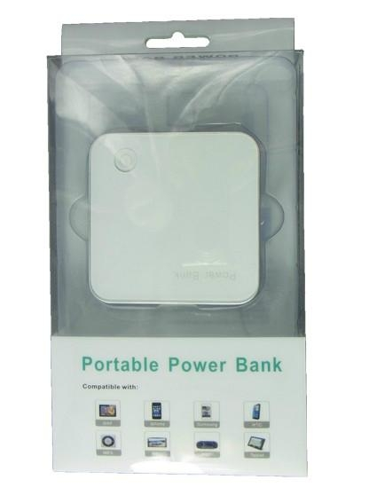 7200mAH dual usb battery charger for mobile phone with lcd screen and led light 4