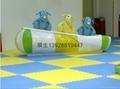 儿童乐园游艺设施贝贝跷跷板
