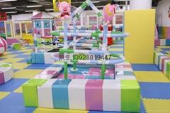 儿童樂園遊藝設施寵物森林