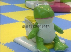 室內儿童樂園遊藝設施笨笨搬家