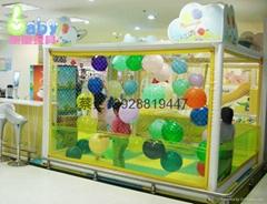儿童樂園遊藝設施氣球屋