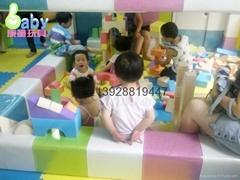 儿童樂園遊藝設施DIY積木