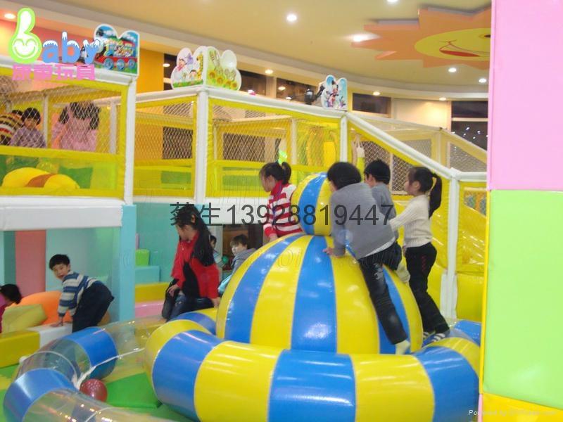 儿童乐园设备螺旋飞碟 2