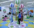 儿童乐园游艺设施跳跳球