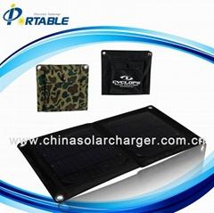 6W台太阳能折叠充电包