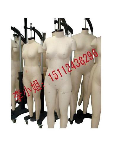 標準人體裁剪模特 5