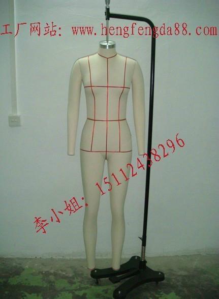 立體裁剪模特 1