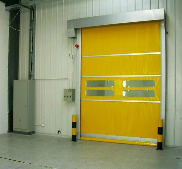 rolling door 1