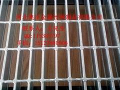 工廠過濾鋼格柵板