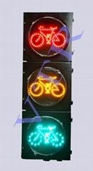 led非機動車道信號燈