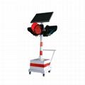 太陽能中心崗式信號燈