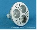 3w MR16 LED Lamps