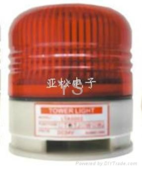LTA5002 flash three- color light & warning light with buzzer 1