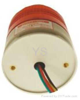 LTA5002 flash three- color light & warning light with buzzer 3