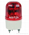 LTE1101 rotary warning light red screw fixing red color 1