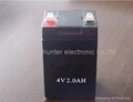 4V2AH Battery for Electronic Scale 1
