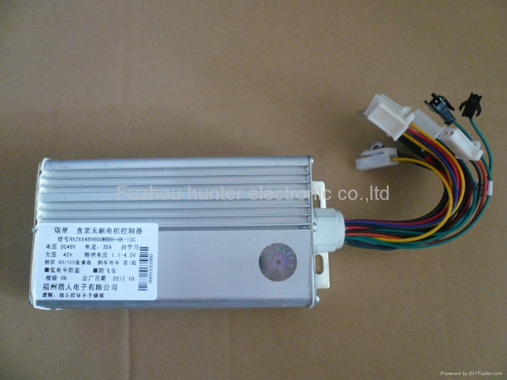 48v800w Intelligence Brushless Motor Controller Rx002 C