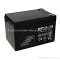 12V24AH lead acid battery for Solar