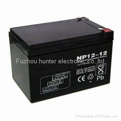 12V24AH lead acid battery for Solar Battery
