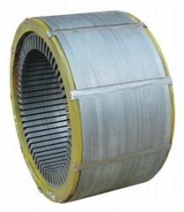 motor stator lamination core for generator