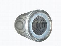 rotor core lamination for motor