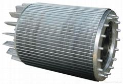 rotor stamping lamination core for servo motor
