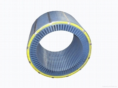 stator core laminations for special motor