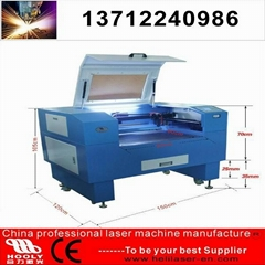 Helilaser factory supply acrylic wood model laser engraving  machine