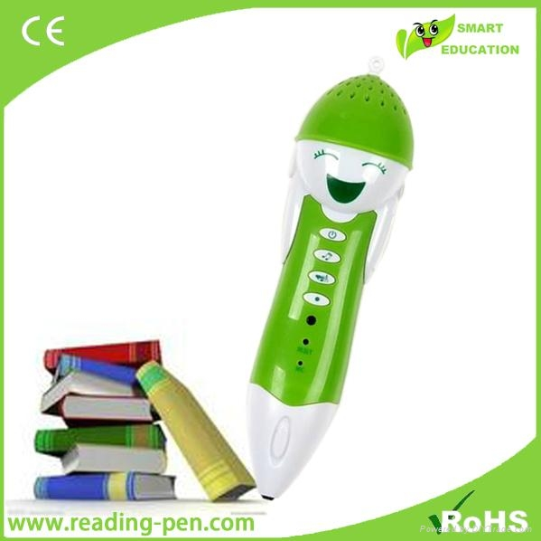 Hi-tech magic talking pen for children' funny and interesting language learning 3