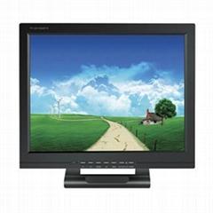 哈咪15寸工业级高清安防专用监控监视器