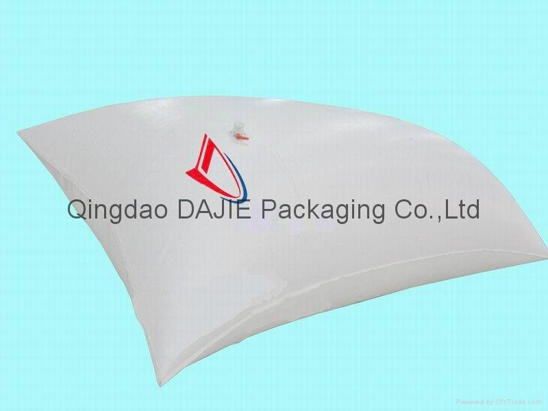 Flexitank for loading Tall Oil Fatty Acid 1