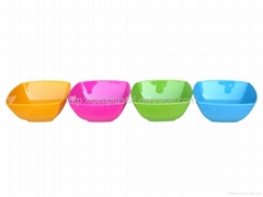 Melamine salad bowl/round shape bowl